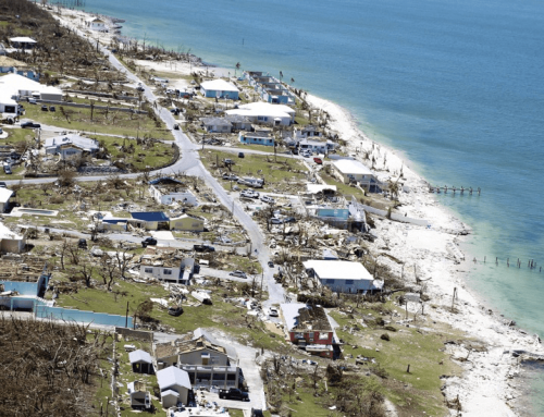 Saddened by the Devastation left by Hurricane Dorian in the Northern Bahamas